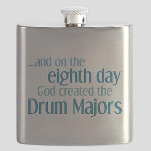 Drum Major Creation Flask