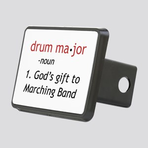Definition of Drum Major Rectangular Hitch Cover