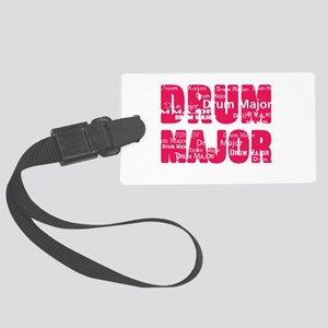 Drum Major Large Luggage Tag