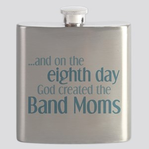Band Mom Creation Flask