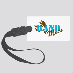 Band Mom Large Luggage Tag