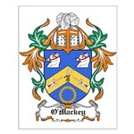 O'Mackey Coat of Arms Small Poster