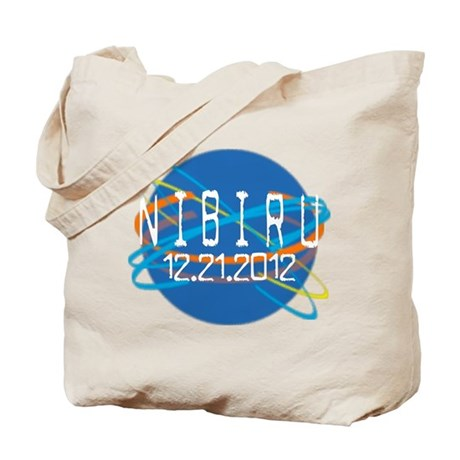 Nibiru 12.21.2012 Tote Bag