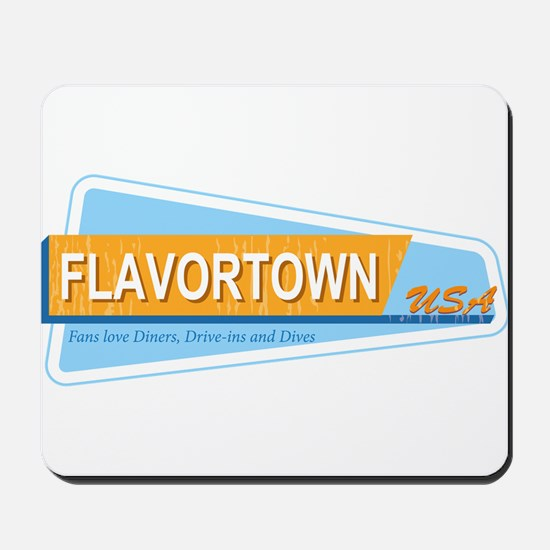 Fans of Flavortown Mousepad