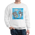 Shark Shopping Sweatshirt
