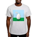 Eggoraphobia Light T-Shirt