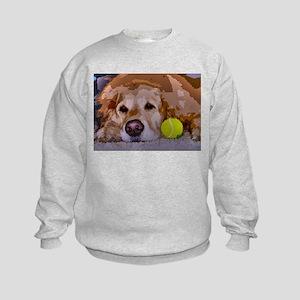 Golden Moment Kids Sweatshirt