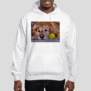 Golden Moment Hooded Sweatshirt