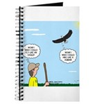 Hiking with an Eagle Journal