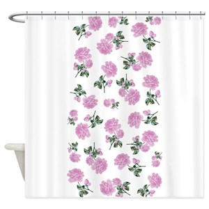 Country cottage shower curtains cafepress mightylinksfo
