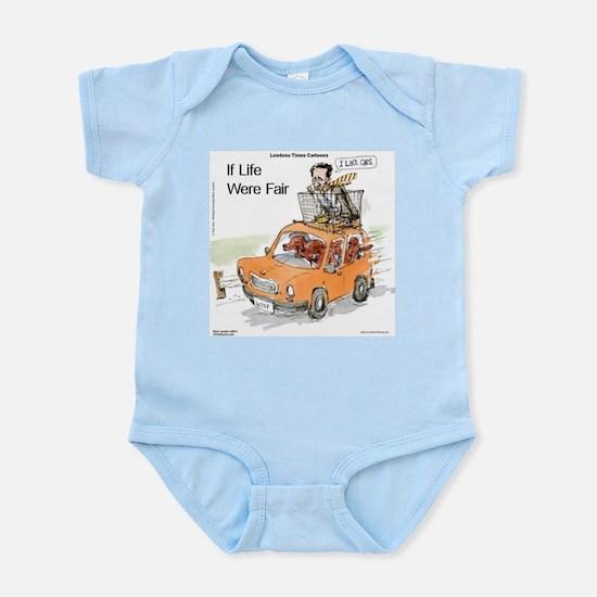 Romney Vs Irish Setters Infant Bodysuit