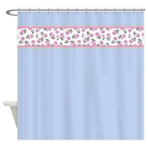 Cottage Garden Shower Curtains