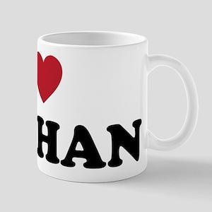 I Love Isfahan Mug