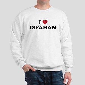 I Love Isfahan Sweatshirt