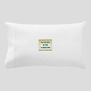 LetterTiles Pillow Case
