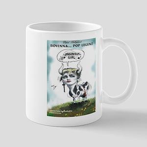 Madonna, A Cow? Bovinna? Mug