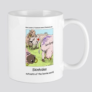 Classic Rock For Cows Mug