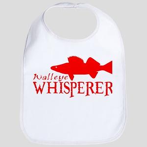 WALLEYE WHISPERER Bib