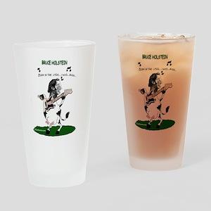 Bruce Holstein Born In The USDA Drinking Glass