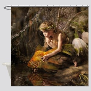 Fairy and the Goldfish