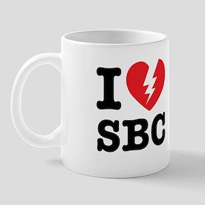 I LOVE SHAZAM Mug
