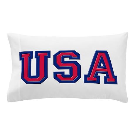 USA Logo Pillow Case
