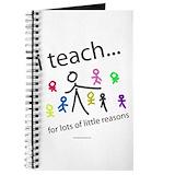 Education Journals & Spiral Notebooks