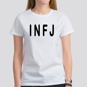 INFJ 2-Sided Women's T-Shirt