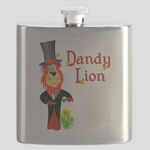 Dandy Lion Flask