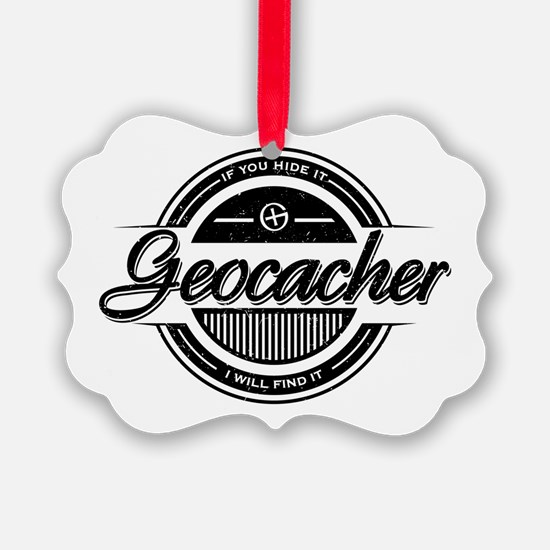 Geocacher - If you hide it, I will find it. Pictur