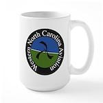 WNC Aviation Logo Large Mug