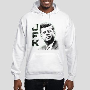 JFK Sketch Hooded Sweatshirt