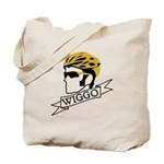 wiggo_blackyellow_3 Tote Bag