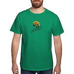 wiggo_blackyellow_3 Dark T-Shirt