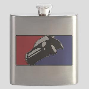 Major League Motoring Flask