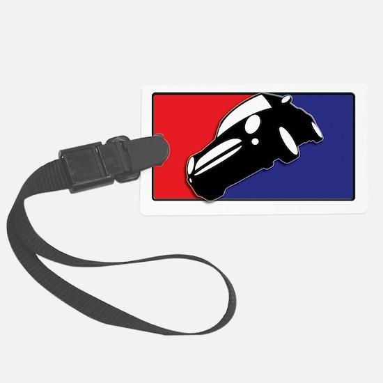 Major League Motoring Luggage Tag