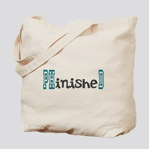 PhinisheD Tote Bag