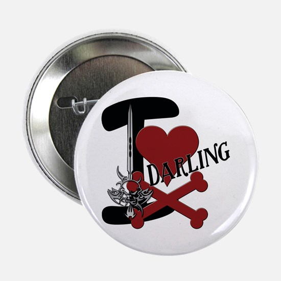 """Darling 2.25"""" Button"""