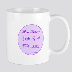 Sarcoidosis and Lyme Disease Australia Mug