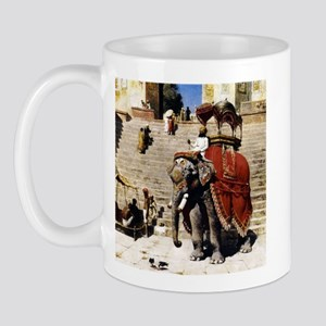 Edwin Lord Weeks Royal Elephant Mug