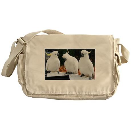 Afternoon Tea Gossips Messenger Bag