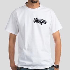 Mandrake IV White T-Shirt