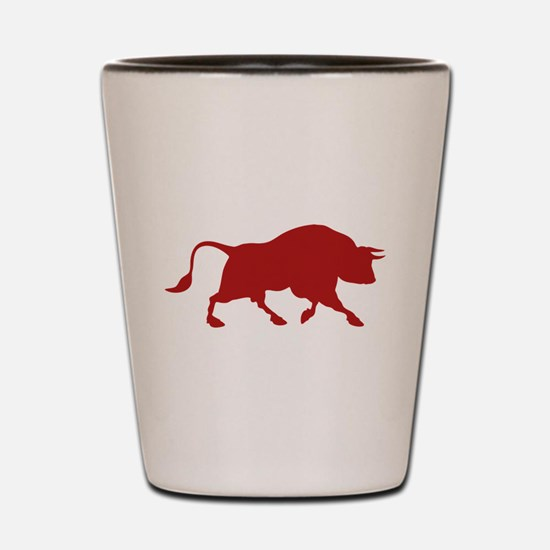Red Bull Shot Glass