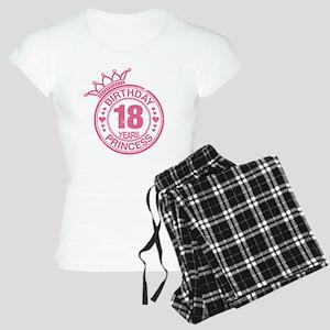 Birthday Princess 18 years Women's Light Pajamas