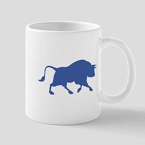 Blue Bull Mug