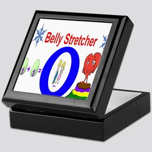 Belly Stretcher Keepsake Box