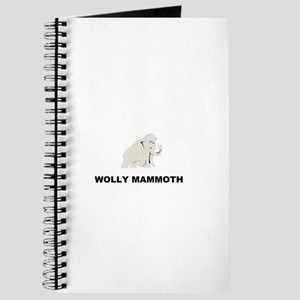 Wolly mammoth Journal