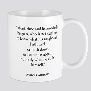 Meditations Book 4 Part 15 Mug