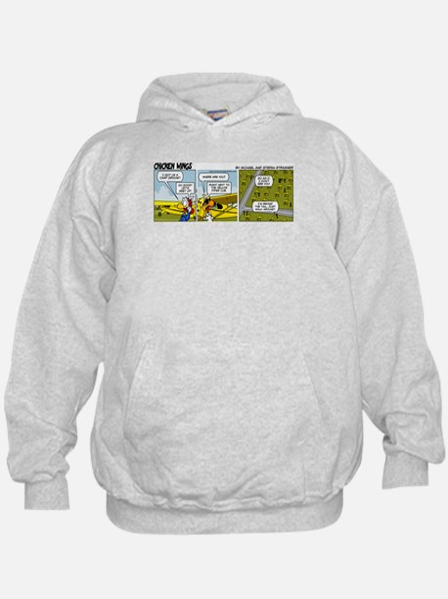 0662 - Yellow Piper Cub Hoody