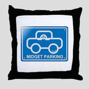 Midget Throw Pillow